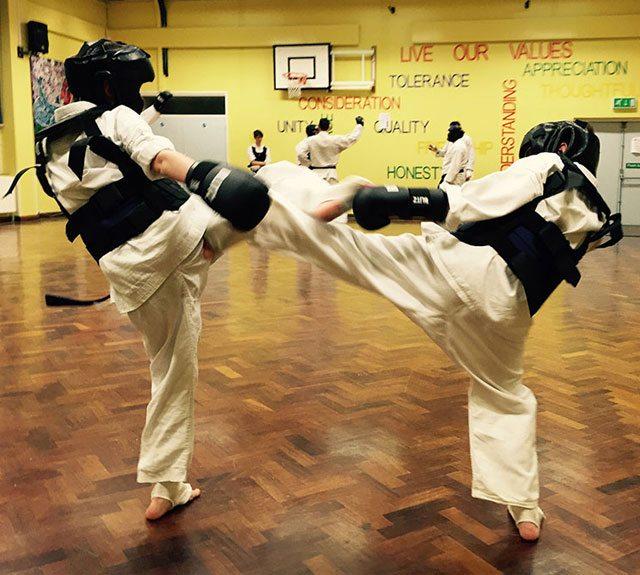 Kumite Academy 14th Jan